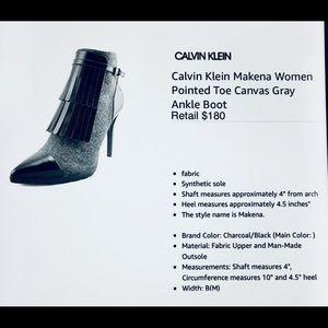Calvin Klein Makena Bootie